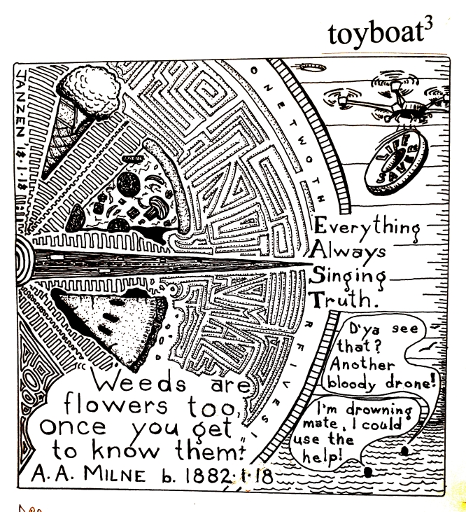 toyboat3 compass