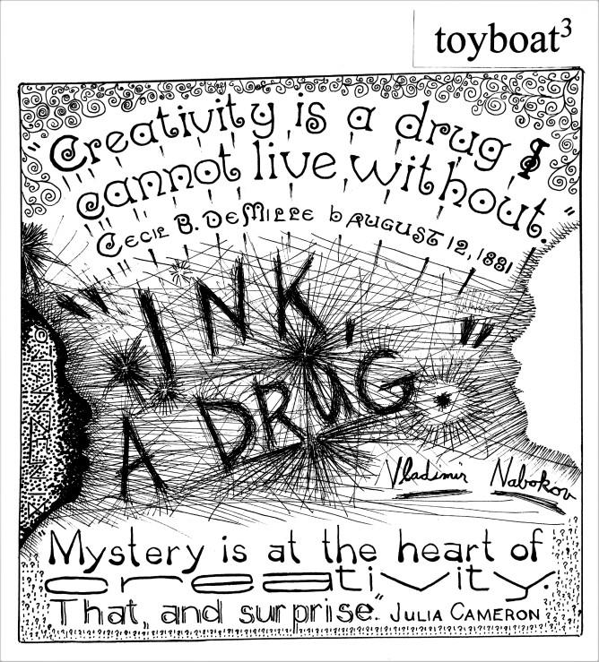 ink, a drug