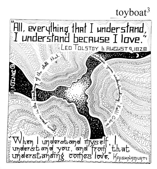 understanding and love